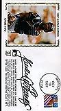 SANDY ALOMAR JR SIGNED JSA CERT STICKER 1997 WORLD SERIES FDC AUTOGRAPH