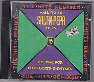 A blitz of salt'n'pepa hits-Hits remixed