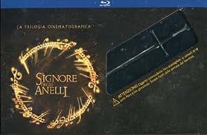 Il Signore Degli Anelli - La Trilogia Cinematografica (Ltd Gift Edition) (3 Blu-Ray+Spada) [Italia] [Blu-ray]