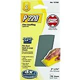 Shopsmith Sandpaper Block Refill 220 Grit Extra Fine Oxide Aluminum