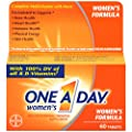 One-A-Day Women'S Multivitamin 60-Count