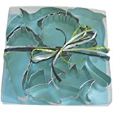 R & M Sea Theme 7 Piece Cookie Cutters Set with Gift Box