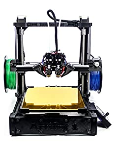 Artifex 2 Duo All Metal [Assembled] - Nylon, Polycarbonate, Flexible Filaments, PLA, ABS, HIPS, and More