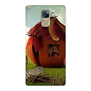 Special Cutest Hut Print Back Case Cover for Huawei Honor 7