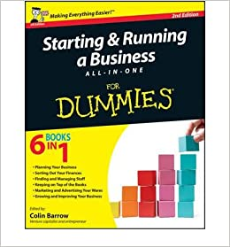 starting and running a business for dummies pdf