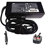 Genuine HP ENVY 17-1190EA Laptop AC Adapter Charger PSU 18.5V 6.5A 120W for HP ENVY 17-1190EA