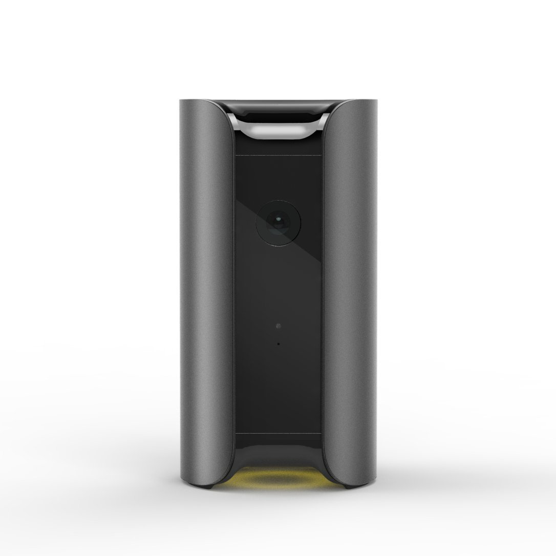 Canary All-in-One Home Security Device, Black