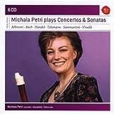 Michala Petri plays Concertos and Sonatas for Recorder (6 CD)