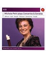 Michala Petri : Concertos et sonates pour flûte à bec(Coffret 6 CD)