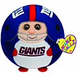 Ty Beanie Ballz New York Giants - NFL Ballz