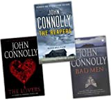 John Connolly John Connolly 3 Books Collection Pack Set (The Lovers, Bad Men, The Reapers)