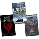 John Connolly 3 Books Collection Pack Set (The Lovers, Bad Men, The Reapers)by John Connolly
