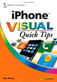 img - for iPhone VISUAL Quick Tips book / textbook / text book