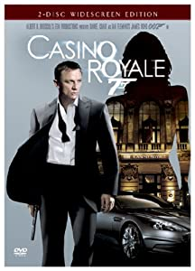 """Casino Royale"" is the first James Bond movie with Daniel Craig as James Bond."
