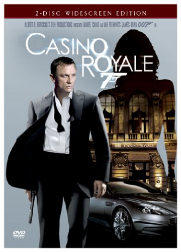 Cover art for  Casino Royale (Two-Disc Widescreen Edition)