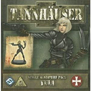 Tannhauser Single Miniature Pack: Yula