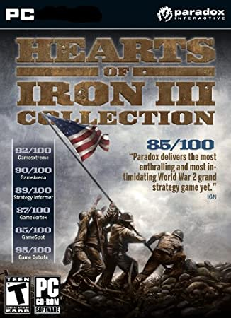 Hearts of Iron III Collection [Download]