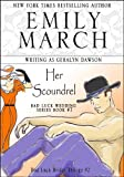 Her Scoundrel (Bad Luck Brides  Book 6)