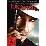 Justified - Die komplette