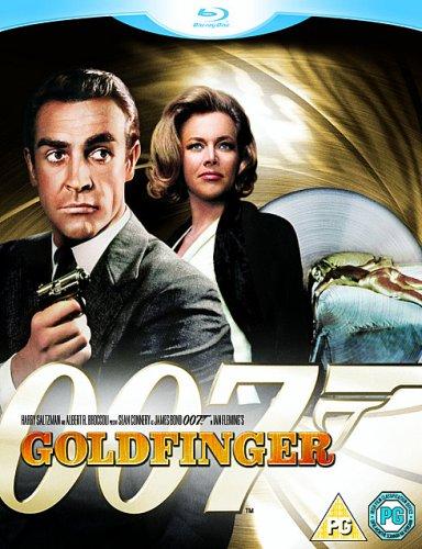 007: Goldfinger / 007: Голдфингер (1964)