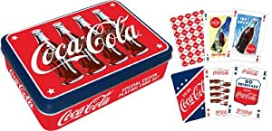 Coca Cola Playing Card Gift Tin