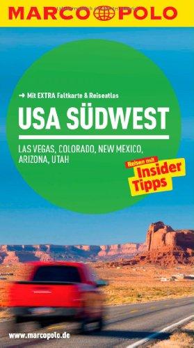 MARCO POLO Reiseführer USA Südwest, Las Vegas,