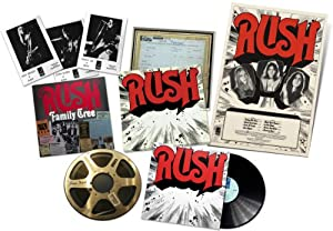 Rush - ReDISCovered LP Box