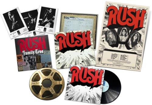 Rush - Rush - ReDISCovered LP Box - Zortam Music