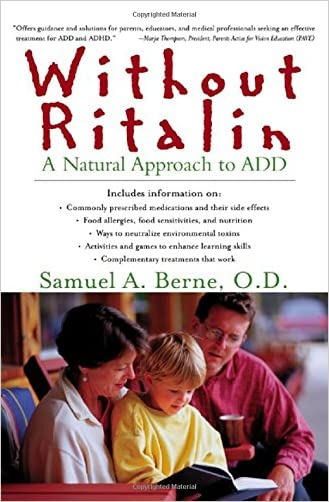 Without Ritalin : A Natural Approach to ADD