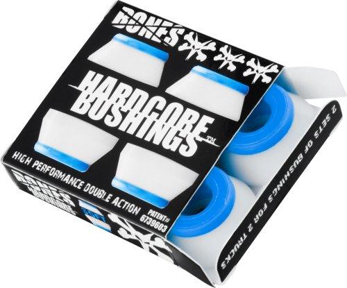 "BONES? Wheels Hardcore Bushings ""Soft"" White"