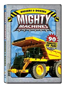 Mighty Machines BB2Pack Diggers/Lights