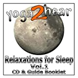 Relaxations for Sleep Vol 1 Natural Health Magazine Resident Yoga Expert Sue Fuller.