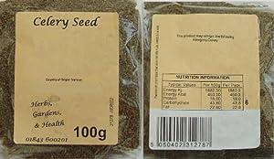Herbs,Garden&Health Celery Seed 100g