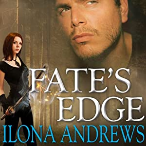 Fate's Edge Audiobook