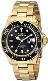 Invicta Herren 9311 Pro Diver Collection Gold-Tone Uhr