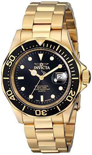 Invicta 9311 Pro Diver Orologio da Polso Automatico, Unisex, Analogico al Quarzo, Acciaio Inox