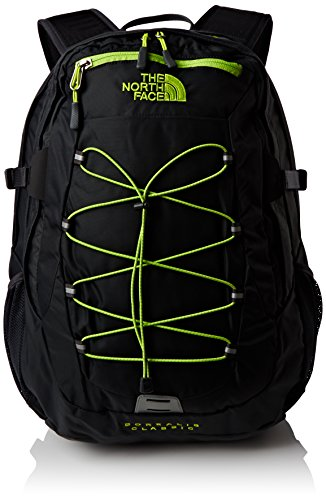 The North Face Borealis Classic Zaino da Escursionismo, 34 Cm, 29 Litri, Colore Asphalt Grey/Lantern Green