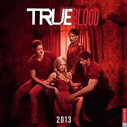 True Blood 2013 Wall Calendar