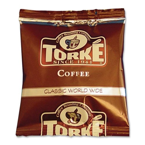 Wholesale Case Of 5 - Marjack Torke Fine Grind Classic World Wide Coffee-Torke Fine Grind Regular, Coffe, Brown