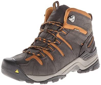KEEN Mens Gypsum Mid Waterproof Hiking Boot by Keen