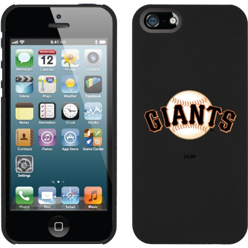 Best Price San Francisco Giants - Giants design on iPhone 5 Thinshield Snap-On Case by Coveroo