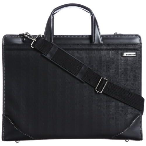 [バジェックス] BAGGEX 楔 ビジネスブリーフ 23-0562 BK (ブラック)