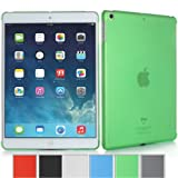 Poetic ThinShell Back Smart Cover Partner Case for 5th Generation Apple iPad Air - Green