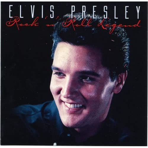 Rockn-Roll-Legend-Elvis-Presley-Audio-CD