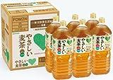 [2CS]サントリー GREEN DA・KA・RA やさしい麦茶 (2Lペットボトル×6本)×2箱 お茶 ランキングお取り寄せ