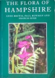 The Flora of Hampshire (0946589534) by Brewis, Lady Anne