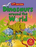 Dinosaurs Around the World (0753432609) by Lewis, Anthony