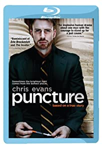 NEW Evans/kassen/shaw - Puncture (Blu-ray)