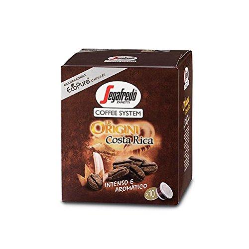 Buy Segafredo Coffee System Capsules - Le Origini Costa Rica from Segafredo Zanetti