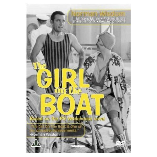 THE GIRL ON THE BOAT (IMPORT) (DVD)